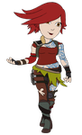 Lilith Chibi by equilibrik