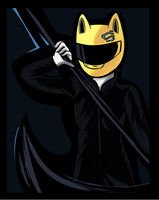 Celty by Piriie