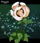 Alice in Wonderland-The Rose by Nippy13