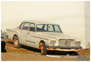 A Plymouth Valiant by TheMan268