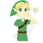 Unfinished Link by susanaEXE