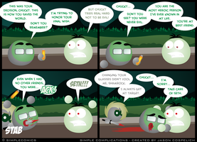 SC486 - Operation: Yellow 36 by simpleCOMICS