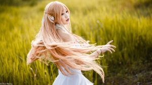 Alfheim Online - Titania by Bakasteam