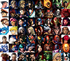 MvC3: What if... by FrankWatcher