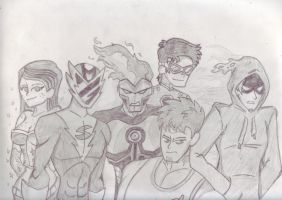 ABComics Heroes! by Scottmister