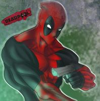 Deadpool by G-manbg