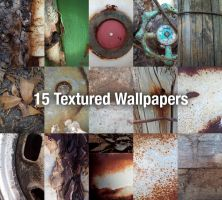 Textured iPhone Wallpapers by eliburford