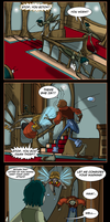 Misadventures of the Scavengers Pg 13 by TheCiemgeCorner