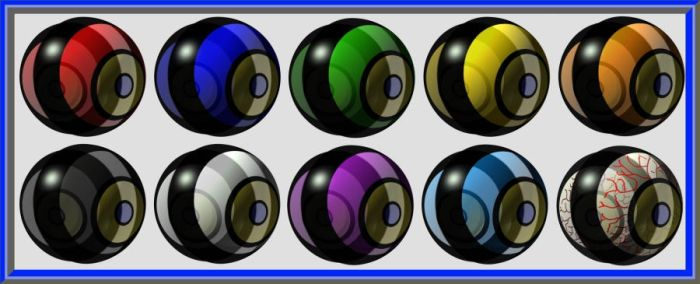 Ring Orbs by redox365