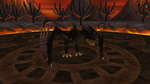 Fell Beast of the LOTR 2 by Dracorexius