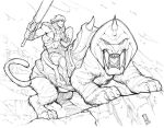 He-man Masters of the universe by Fpeniche