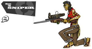Meet the Sniper by Heros-Shadow