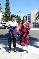 Sasuke and Edo Tensei Itachi by miss-a-r-t