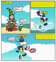 Jump and Loop Rayman Short Comic #01 Page 4 by Mighty355