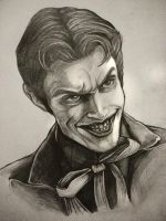 Anthony Misiano as The Joker by Bluelioness
