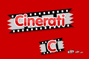 Cinerati - Logo Design by Alneo