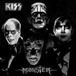 KISS Monster album by AdhyGriffin