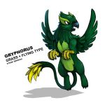Gryphorus by k-hots