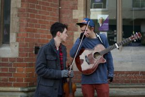 Busking I: Cannon Woods by jensen-nicole