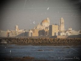 Catedral de Cadiz by MundienaDog