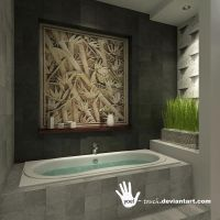 baliness bathroom1 by yoel-touch