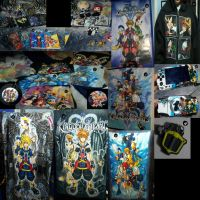 Kingdom Hearts Collection by Darksevern