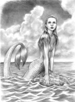 Mermaid by huy-truong