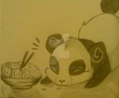 Hungry Baby Bear~ by Kiddy4ever
