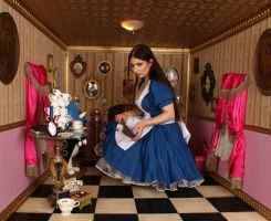 American McGee's Alice Pink Room 6 by ThePrincessNightmare