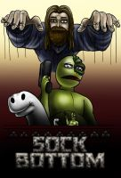 Sock Bottom #1 - Cover by ShotgunZen
