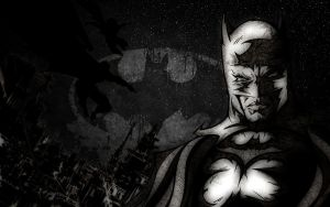 The Dark Knight Wallpaper by Miggsy