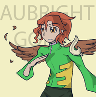 Aubright Gold by DeadlyObsession