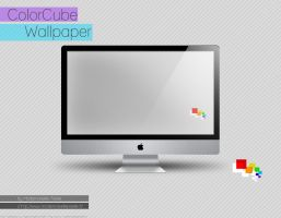 ColorCube Wallpaper by Mademoiselle-Pixelle