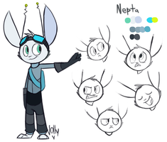 Nepta Ref 2013 by themsjolly
