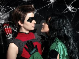 Young Justice - Rock my world by Sakiko-Seihikaru