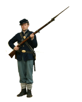 Union Soldier vector 1 by Legodecalsmaker961