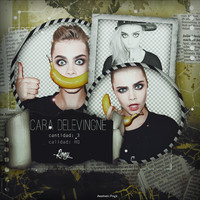 +Cara Delevingne // Photopack Png 13. by AestheticPngs