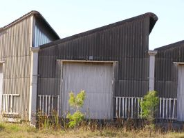 Wool Sheds by stock-kitty