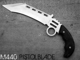 'M440 Pistol Blade' photo by BritanniaWD