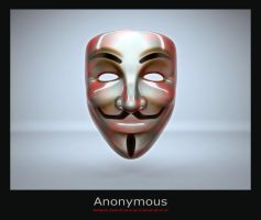 anonymous mask by shamantrixx