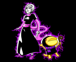Lalonde's Disciple by Enigmar