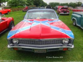 1968 Chevy II Nova by jim88bro