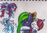 OC Request from a Facebook mlp group by LightningSilver-Mana