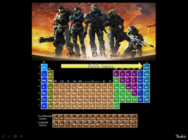 Halo Reach:Noble Gases Request by Shadnix