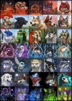 Icon Round 9 by Shadow-Wolf