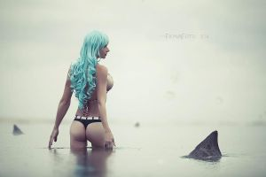 greatWHITE by fionafoto