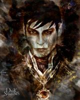 Barnabas Collins Haunted by DavidLau82