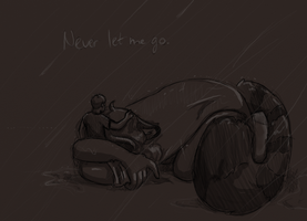 Never Let Me Go by GTPanda