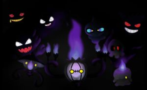 What Lurks in the Dark by Lawlawruu