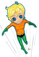 Aquaman by EpicNeutral